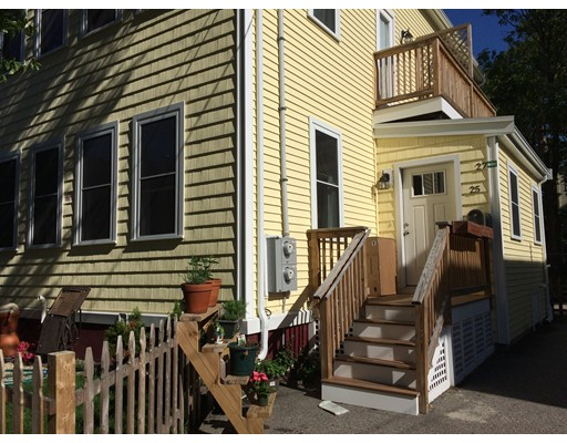 Condominium for Sale at 25 Oak Street Somerville, Massachusetts 02143 United States