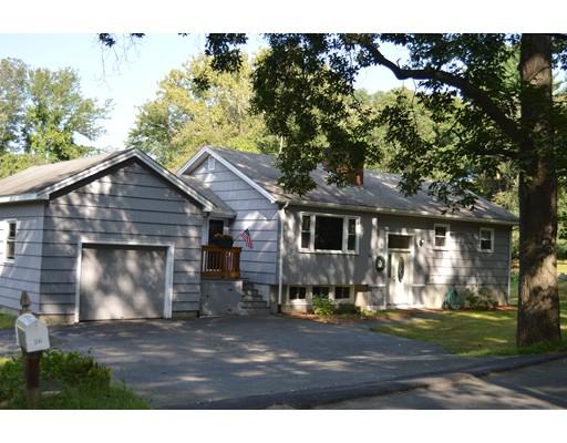 独户住宅 为 销售 在 26 Breakneck Hill Road 绍斯伯勒, 马萨诸塞州 01772 美国