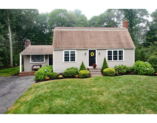 Single Family Home for Sale at 15 Blueberry Path Whitman, Massachusetts 02382 United States