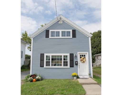 Maison unifamiliale pour l Vente à 92 Middle 92 Middle Fairhaven, Massachusetts 02719 États-Unis