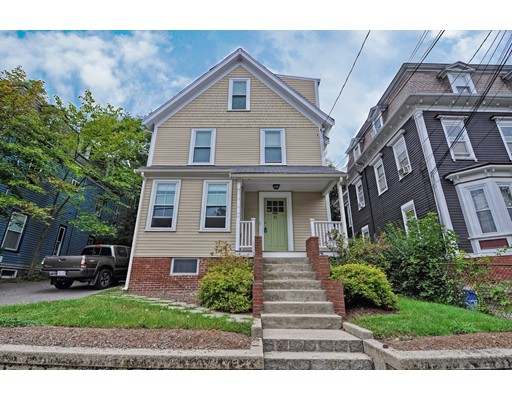 Multi-Family Home for Sale at 21 Cameron Avenue Somerville, Massachusetts 02144 United States