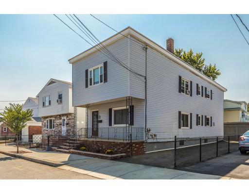 Casa Multifamiliar por un Venta en 32 Englewood Avenue Chelsea, Massachusetts 02150 Estados Unidos