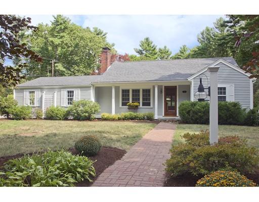 Single Family Home for Sale at 691 Tremont Street Duxbury, Massachusetts 02332 United States