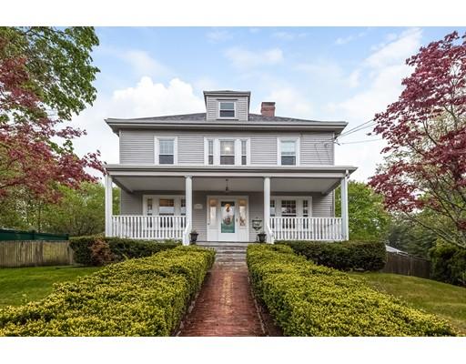 Частный односемейный дом для того Продажа на 673 Union Street 673 Union Street Braintree, Массачусетс 02184 Соединенные Штаты