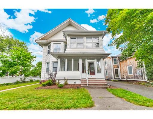 多户住宅 为 销售 在 16 Fruit Street Northampton, 马萨诸塞州 01060 美国