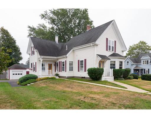 多户住宅 为 销售 在 104 W Water Street Rockland, 马萨诸塞州 02370 美国