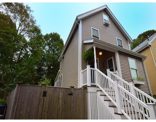 Single Family Home for Sale at 42 Brookdale Street Boston, Massachusetts 02131 United States