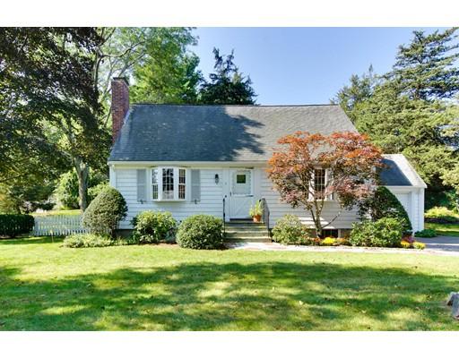 Частный односемейный дом для того Продажа на 1 Haven Lane Wayland, Массачусетс 01778 Соединенные Штаты