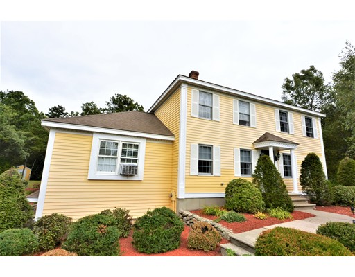 Single Family Home for Sale at 87 Lancaster Road 87 Lancaster Road Clinton, Massachusetts 01510 United States