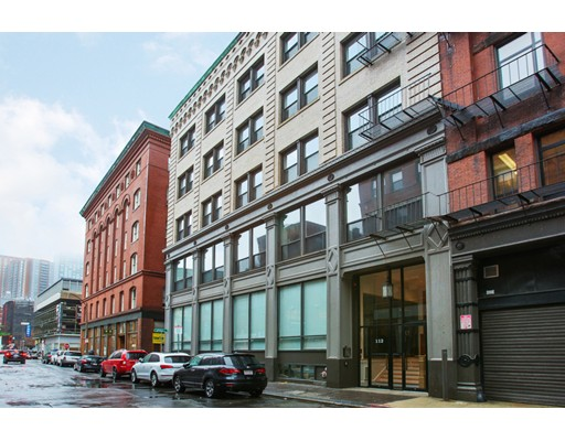 Condominium for Sale at 110 Beach Street Boston, Massachusetts 02111 United States