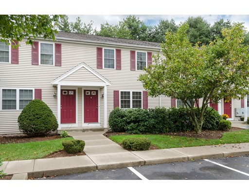 Condominium for Sale at 116 Cocasset Street Foxboro, Massachusetts 02035 United States