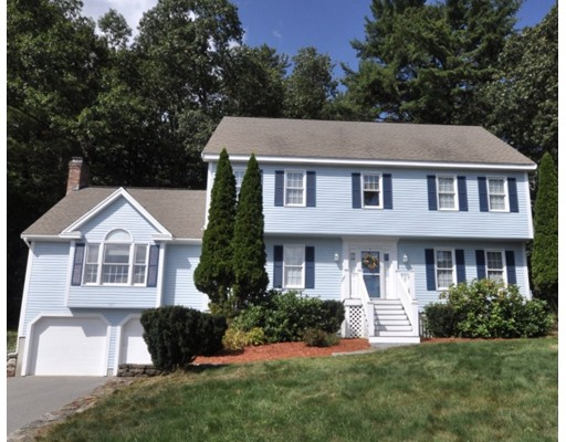 Single Family Home for Sale at 117 Summer Road Boxborough, Massachusetts 01719 United States