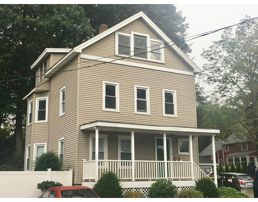 Single Family Home for Rent at 3 Walnut Street Wakefield, Massachusetts 01880 United States