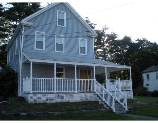 Single Family Home for Rent at 113 Rockland Street Canton, Massachusetts 02021 United States