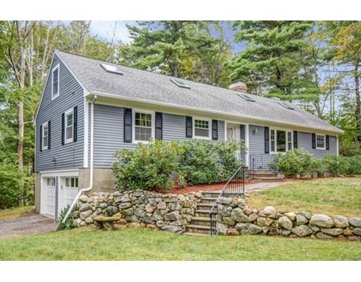 Частный односемейный дом для того Продажа на 70 Rice Road Wayland, Массачусетс 01778 Соединенные Штаты