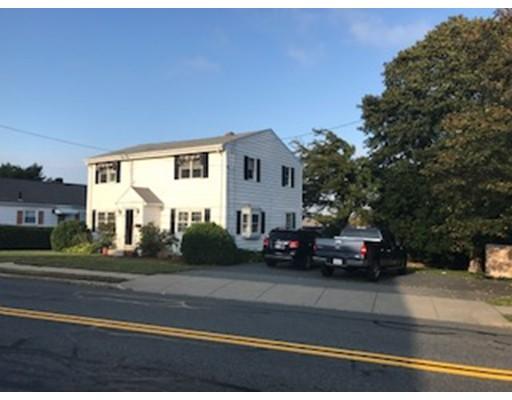 独户住宅 为 销售 在 1050 Rockdale Avenue New Bedford, 马萨诸塞州 02740 美国
