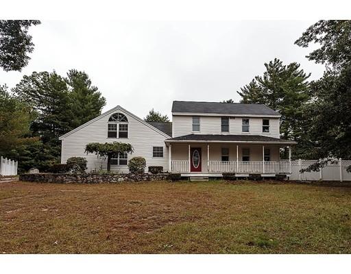 Single Family Home for Sale at 117 Tyngsboro Road 117 Tyngsboro Road Westford, Massachusetts 01886 United States