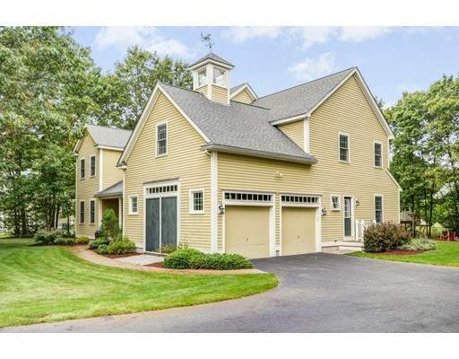 Single Family Home for Sale at 3 Ladyslipper Lane Stow, Massachusetts 01775 United States