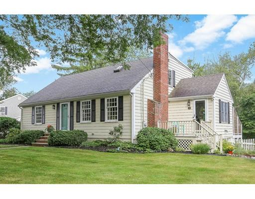 Single Family Home for Sale at 23 Alan Road Hamilton, Massachusetts 01982 United States