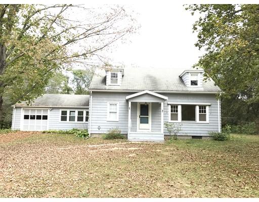 独户住宅 为 销售 在 79 Hadley Street South Hadley, 马萨诸塞州 01075 美国