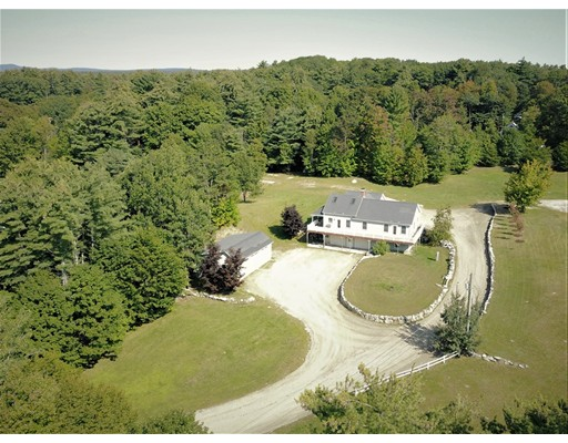 Single Family Home for Sale at 1676 Wakefield Road 1676 Wakefield Road Wakefield, New Hampshire 03872 United States