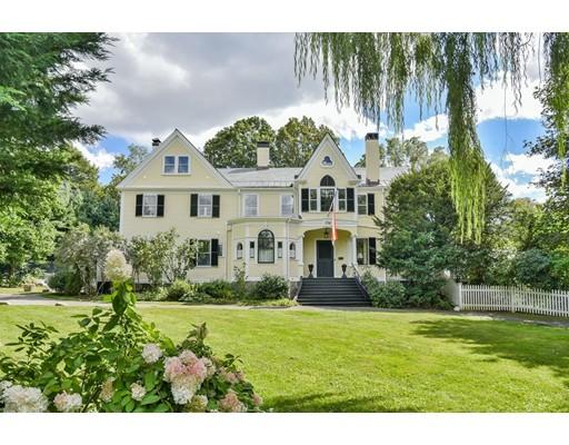 Maison unifamiliale pour l Vente à 5 Hutchinson Street 5 Hutchinson Street Milton, Massachusetts 02186 États-Unis