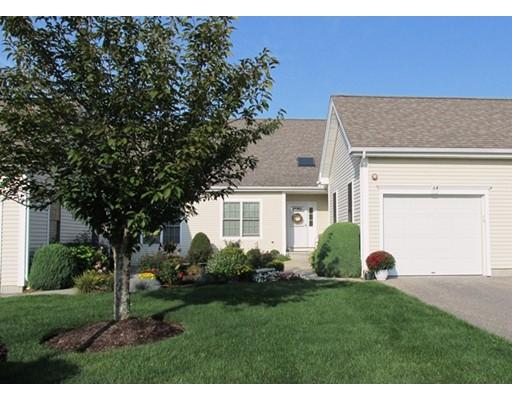 Condominio por un Venta en 64 Blossom Tree Drive Shrewsbury, Massachusetts 01545 Estados Unidos
