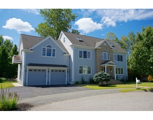 Single Family Home for Sale at 131 Range Heights Lynn, Massachusetts 01904 United States