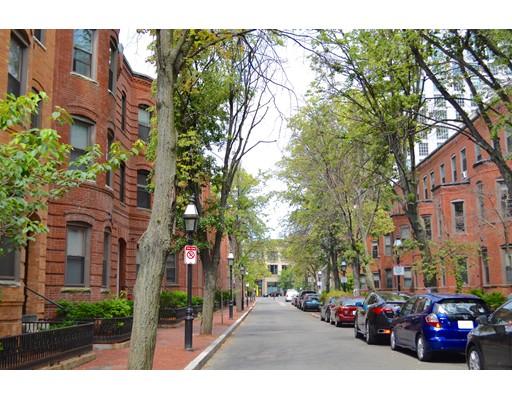 独户住宅 为 出租 在 37 St. Germain Street 波士顿, 马萨诸塞州 02115 美国