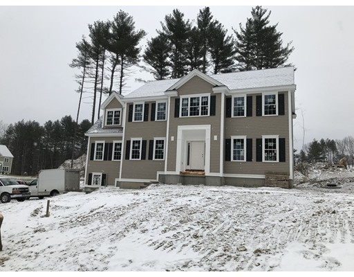 Single Family Home for Sale at 26 Edward Drive 26 Edward Drive Littleton, Massachusetts 01460 United States