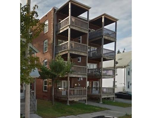 独户住宅 为 出租 在 107 Kensington Avenue Springfield, 马萨诸塞州 01108 美国