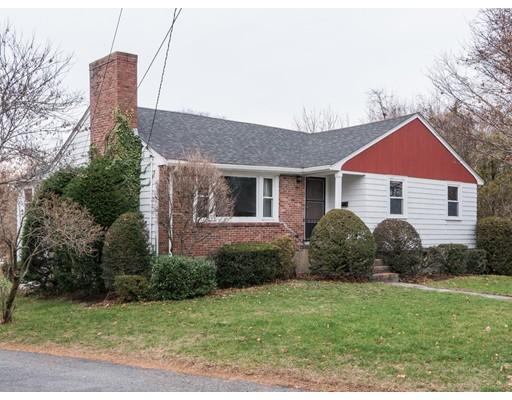 Single Family Home for Sale at 351 Parker Street Newton, Massachusetts 02459 United States