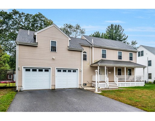 Single Family Home for Sale at 40 Sylvester Road Natick, Massachusetts 01760 United States
