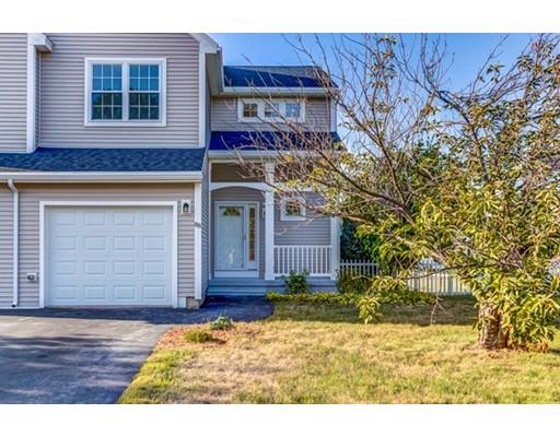 Appartement en copropriété pour l Vente à 88 Odonnell Ave #88 88 Odonnell Ave #88 Shrewsbury, Massachusetts 01545 États-Unis