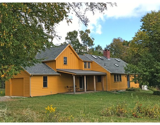 Single Family Home for Sale at 82 Christian Hill Road Colrain, Massachusetts 01340 United States