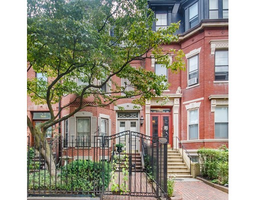 Multi-Family Home for Sale at 346 Marlborough Street Boston, Massachusetts 02115 United States