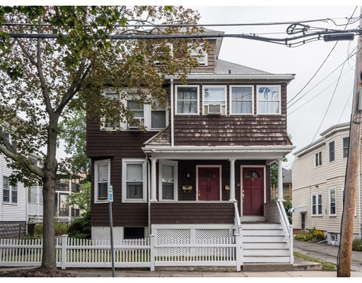 Multi-Family Home for Sale at 6 Francis Street Belmont, Massachusetts 02478 United States