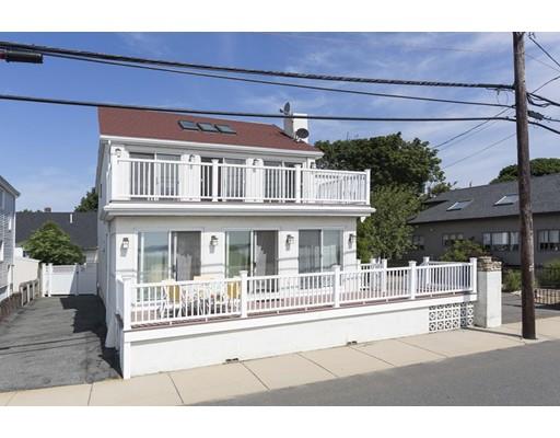Частный односемейный дом для того Продажа на 335 Rice Avenue Revere, Массачусетс 02151 Соединенные Штаты