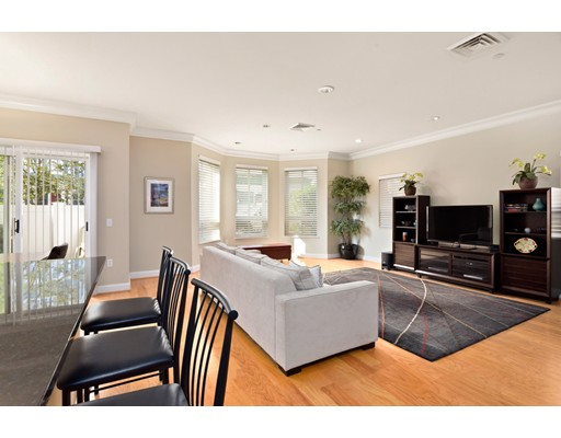 Condominium for Sale at 629 Hammond Street Brookline, Massachusetts 02467 United States