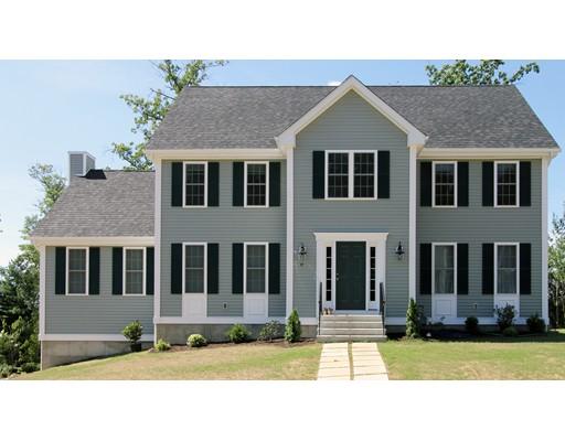واحد منزل الأسرة للـ Sale في 34 Amherst Drive Auburn, Massachusetts 01501 United States