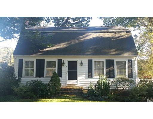 Частный односемейный дом для того Продажа на 7 Inglewood Street 7 Inglewood Street Braintree, Массачусетс 02184 Соединенные Штаты