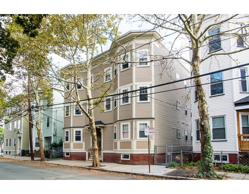 Condominium for Sale at 123 Webster Avenue Cambridge, Massachusetts 02141 United States