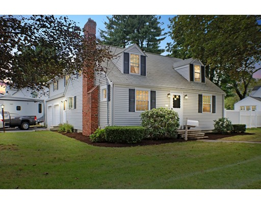 Single Family Home for Sale at 238 Brook Street Framingham, Massachusetts 01701 United States