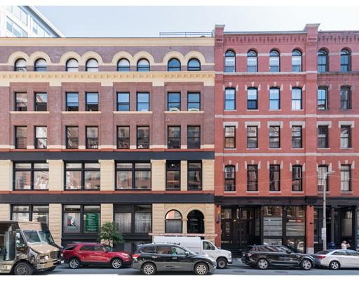 共管式独立产权公寓 为 出租 在 86 South #3A 86 South #3A 波士顿, 马萨诸塞州 02111 美国