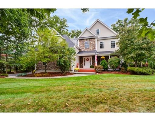 Maison unifamiliale pour l Vente à 54 Lenox Drive 54 Lenox Drive Franklin, Massachusetts 02038 États-Unis