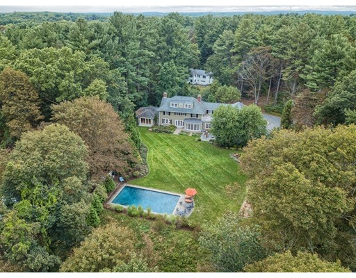 Single Family Home for Sale at 37 Garland Road 37 Garland Road Concord, Massachusetts 01742 United States