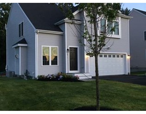 Single Family Home for Sale at 1 Fox Creek Lane Framingham, Massachusetts 01701 United States