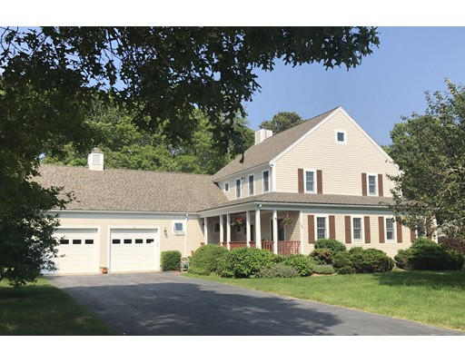 Single Family Home for Sale at 34 Ard Righ Road Falmouth, Massachusetts 02556 United States