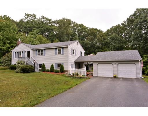 واحد منزل الأسرة للـ Sale في 12 Woobly Road 12 Woobly Road Bolton, Massachusetts 01740 United States