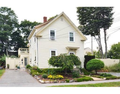 Casa Unifamiliar por un Alquiler en 34 Putnam Street 34 Putnam Street Danvers, Massachusetts 01923 Estados Unidos